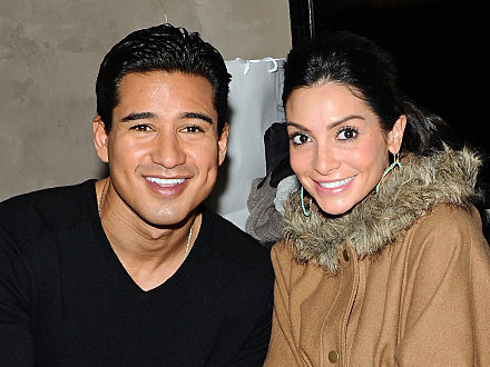 Mario Lopez & Fiancée Find New Scents for Spring