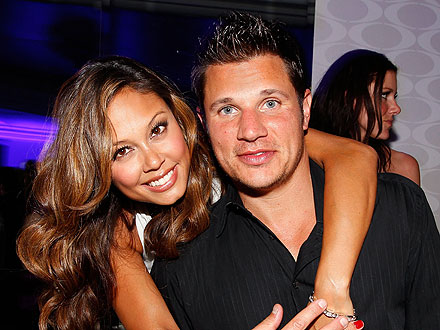 Nick Lachey and Vanessa Minnillo's Baby Talk-Filled Double Date