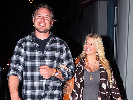 Jessica Simpson's Baby Is Already a Daddy's Girl