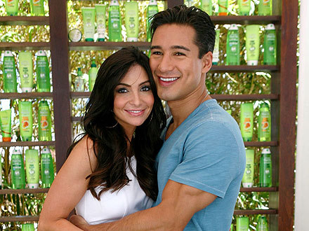 Mario Lopez, Courtney Mazza Wedding Special