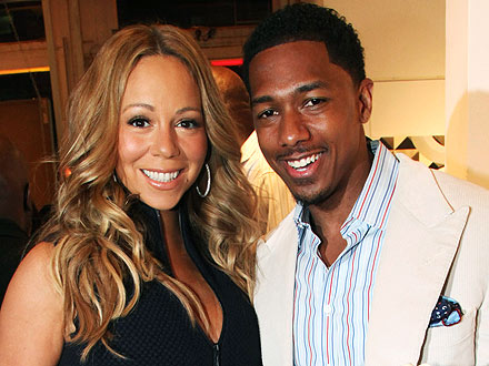 Mariah & Nick Bid $21,000 on Shoes at Charity Event!