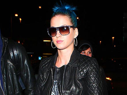 Katy Perry Dances to Britney Spears at West Hollywood Night Club