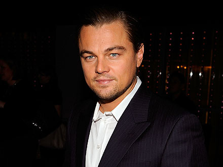 Leonardo DiCaprio Goes Incognito During Hollywood Night Out