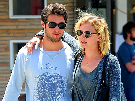 Emily VanCamp and Josh Bowman's Shady Date Night