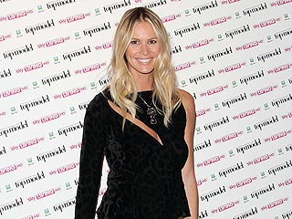Elle Macpherson Models Cut-Offs in L.A. | Elle Macpherson
