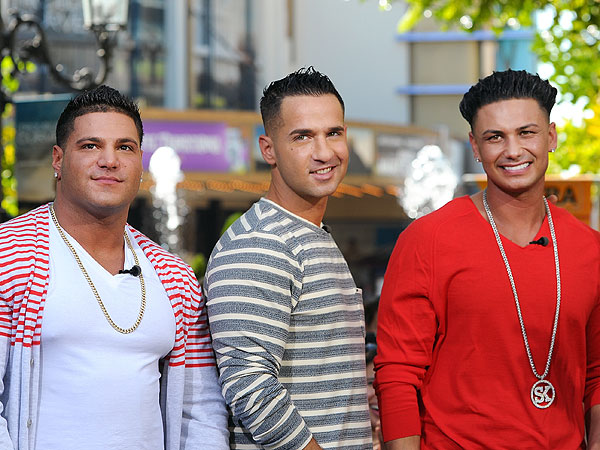 Pauly D, The Situation & Ronnie's T-Shirt Time in West Hollywood