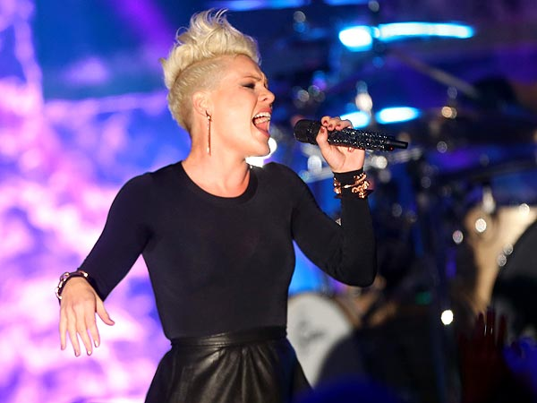 Pink Reveals Her Secret to a Happy Marriage: Listening ... in Moderation