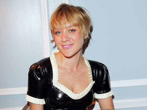 Chlo&#235; Sevigny Goes Uptown for a Pre-Thanksgiving Date