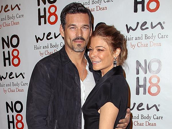 LeAnn Rimes and Eddie Cibrian Take Sin City by Storm