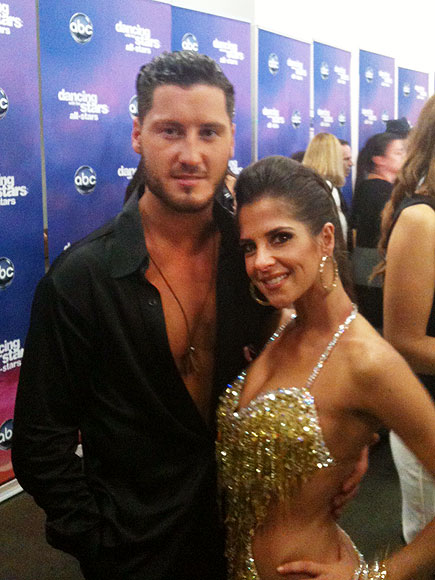 val kelly inaugural dancing with the stars winner kelly monaco shows