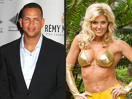 Torrie Wilson, Alex Rodriguez Spotted in Idaho
