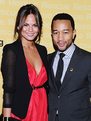 John Legend Spills Wedding (and Baby) Plans
