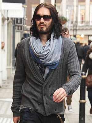 Russell Brand: 'I'm Quite Well, Thank You'