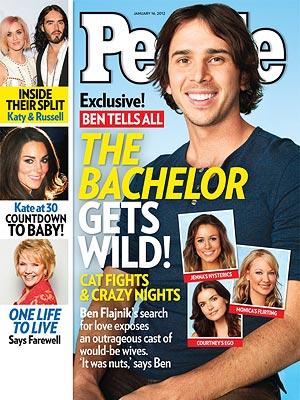 Bachelor Host Chris Harrison: Ben Flajnik's Season 'Very Nude'