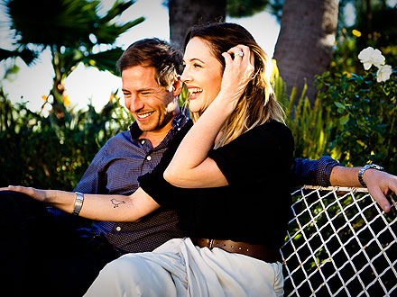 Will Kopelman & Drew Barrymore Engaged: Ring Photo
