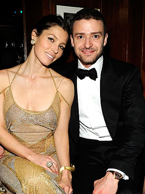 Justin Timberlake & Jessica Biel Planning a Wedding