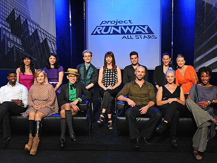 Project Runway All Stars - Who Are You Rooting For?