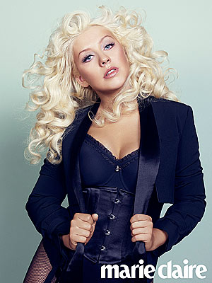 Christina Aguilera: 2011 Was a 'Rough Year'