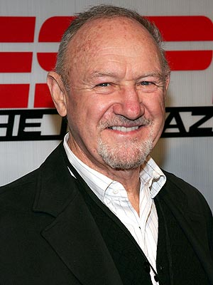 Gene Hackman Suffers Minor Bruises After Bike Accident