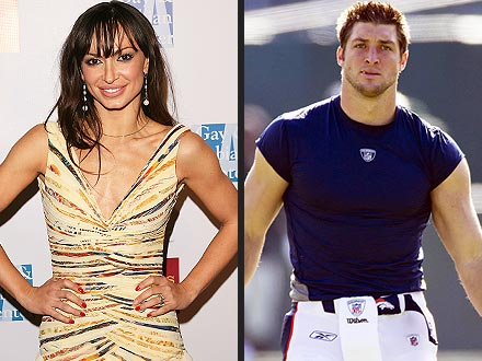 Tim Tebow Is Karina Smirnoff's First Choice for Dancing with the Stars