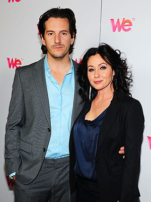 Shannen Doherty Calls Married Life Phenomenal