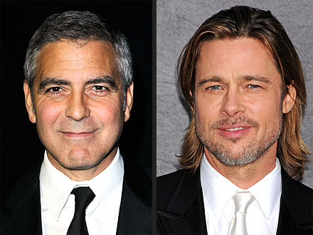 Brad Pitt, George Clooney Have a History of Pranks