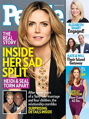 Heidi Klum & Seal: It Was a Crazy Love Affair