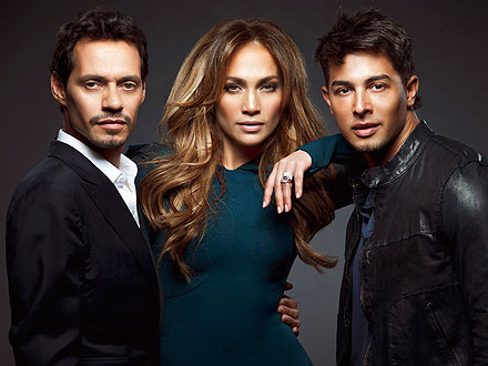 ¡Q'Viva! Premiere: Jennifer Lopez & Marc Anthony