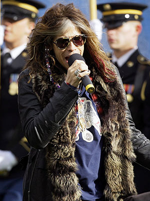 Steven Tyler Star-Spangled Banner Controversy