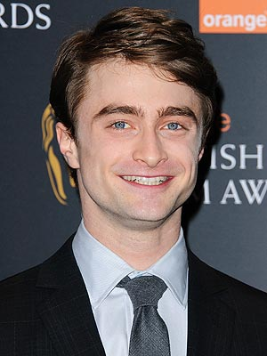 Daniel Radcliffe Drunk While Filming Harry Potter Scenes