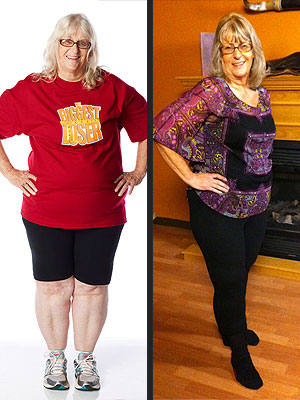 Biggest Loser's Nancy Rajala: 'I Can Do This!'