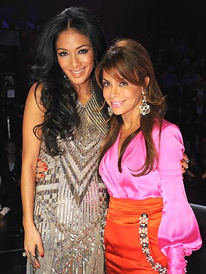Paula Abdul Happy Nicole Scherzinger Got Help for Bulimia