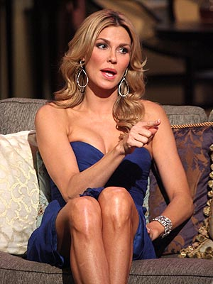 Real Housewives of Beverly Hills Reunion: Brandi Glanville&#39;s Best Moments