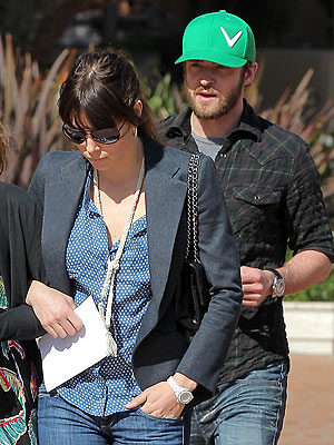 Jessica Biel, Justin Timberlake Engaged and Spotted in Westwood, Calif.