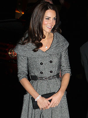 Kate Middleton Tours National Portrait Gallery in London