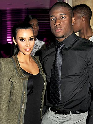 Kim Kardashian & Reggie Bush: Are They Getting Back Together?