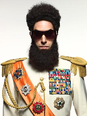 Academy Awards: Sacha Baron Cohen Asked Not to Attend as Dictator