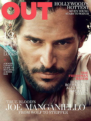 Joe Manganiello Is Fine with Getting Naked on True Blood