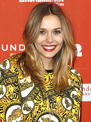 Elizabeth Olsen Addresses Dating Rumors &#8211; Sort Of