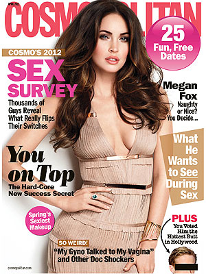 Megan Fox: Brian Austin Green Is 'My Soul Mate'