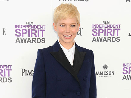 Independent Spirit Awards - Michelle Williams, Jean Dujardin Win Big