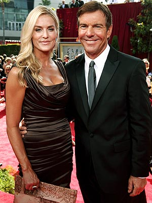 Dennis Quaid Files for Divorce, Seeks Joint Custody
