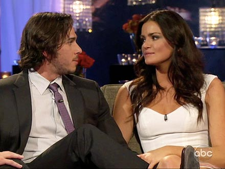 The Bachelor: Courtney Robertson & Ben Flajnik Are Back Together