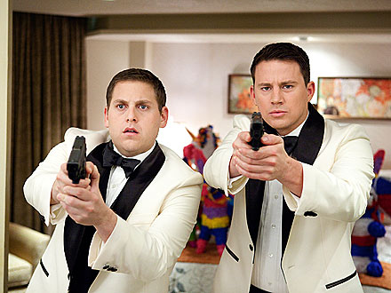 21 Jump Street - Channing Tatum, Jonah Hill Have Real-Life Bro-Mance