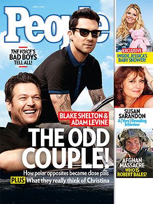 Blake Shelton & Adam Levine: Inside Their Friendship