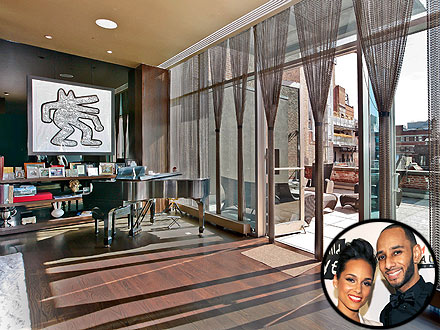 Alicia Keys's Penthouse Listed for $17.9 Million: Report