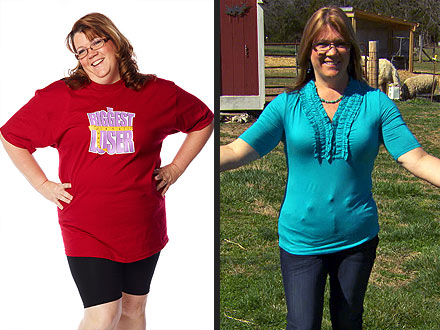 Biggest Loser: Kim Stone Compares Weight Loss to War