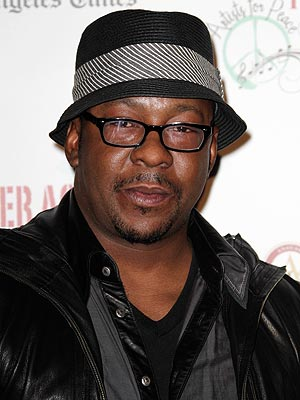 Bobby Brown wrote a song for Whitney Houston…