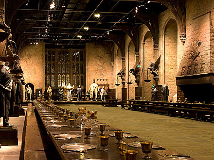 Harry Potter Movie Sets Open in England