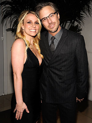 Britney Spears - Jason Trawick to Share Legal Control Over Spears
